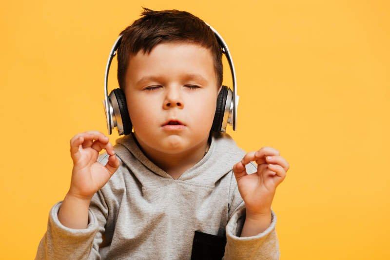 Muziek voor een betere gemoedstoestand