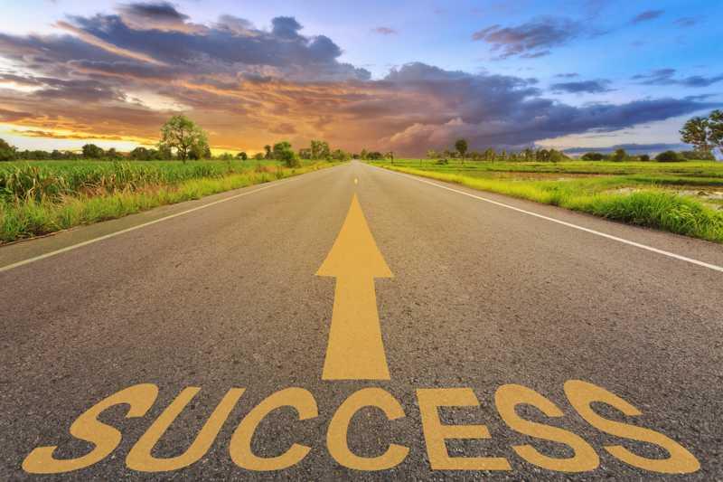 Succes door het bestuderen van de meest succesvolle mensen