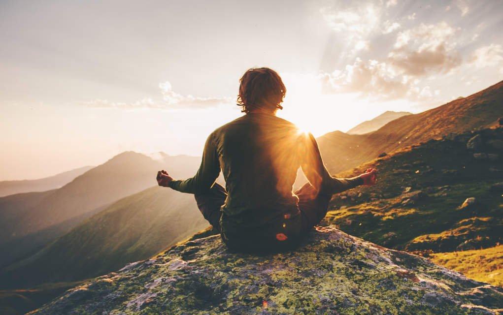 Meditatie om te ontspannen