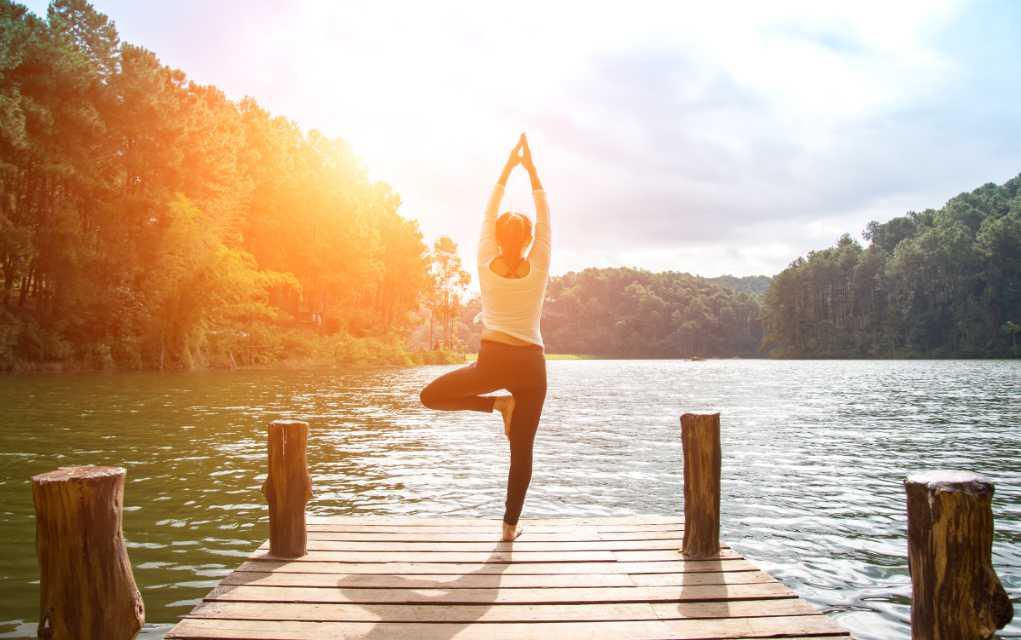 Sporten en lcihaamsbeweging is goed voor de mentale gezondheid