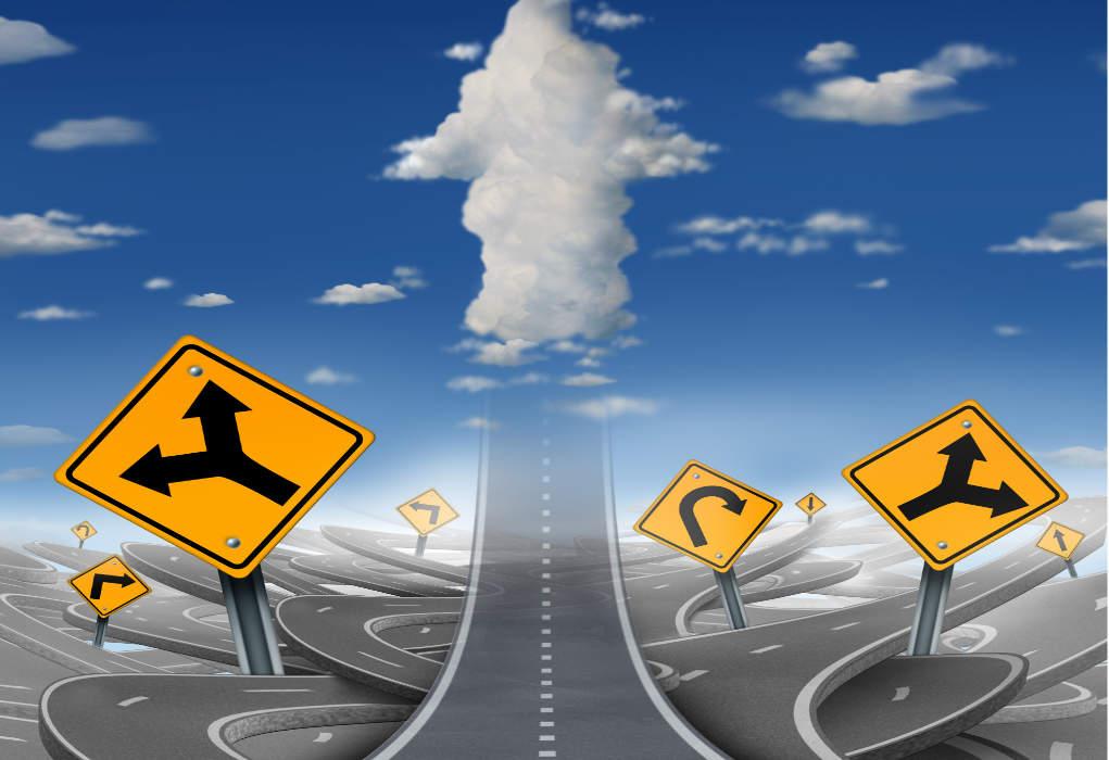 Door duidelijke doelen kan je beter keuzes maken