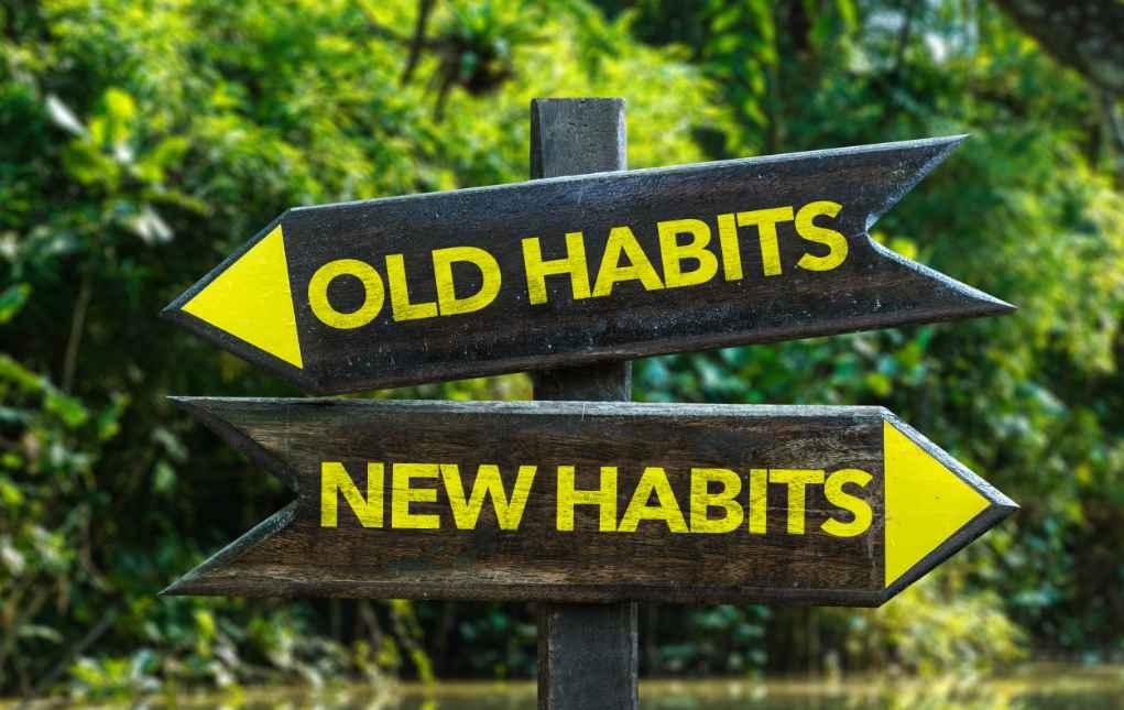 Positieve gewoontes 20 Quotes over de kracht van gewoontes.