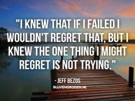 20 Beste en Inspirerende Quotes van Jeff Bezos