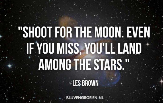 20 Inspirerende Quotes van Motiverende Spreker Les Brown