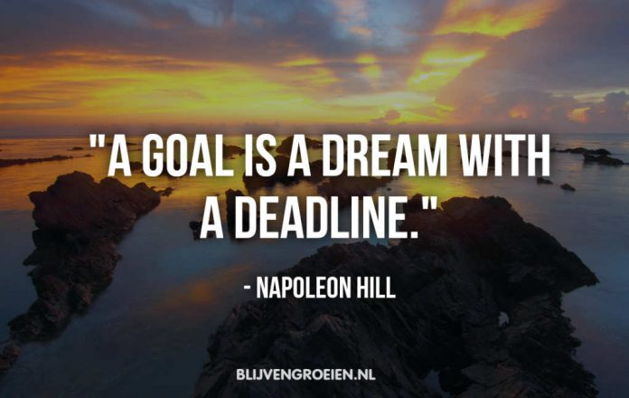 25 Inspirerende Quotes van Napoleon Hill auteur Think and Grow Rich