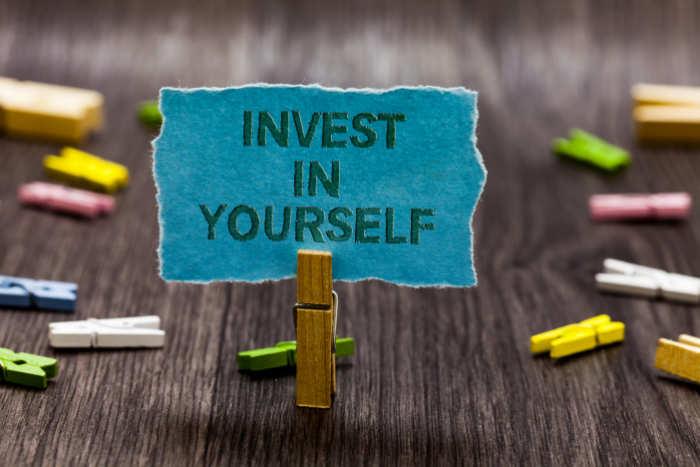 Investeer in jezelf voor persoonlijke ontwikkeling