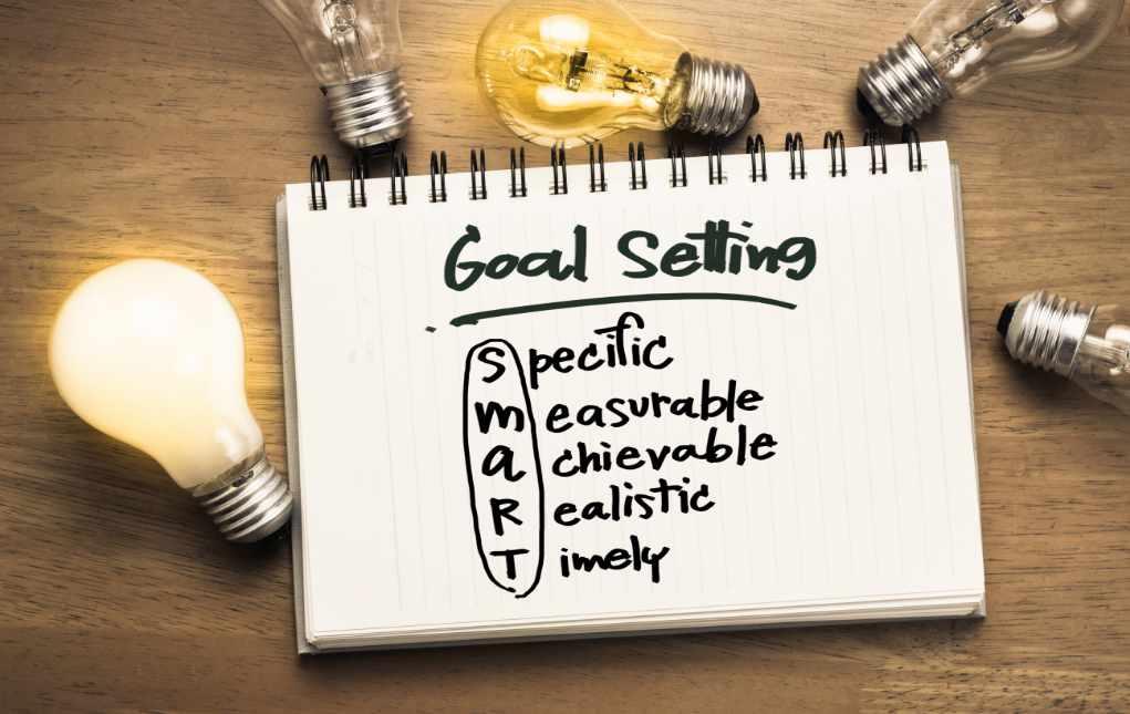 Werken aan je persoonlijke ontwikkeling door het stellen van doelen