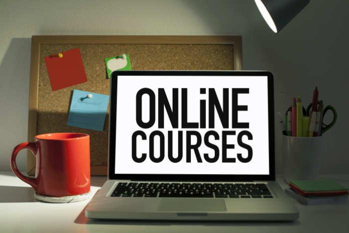 Werken aan je persoonlijke ontwikkeling door het volgen van Online trainingen