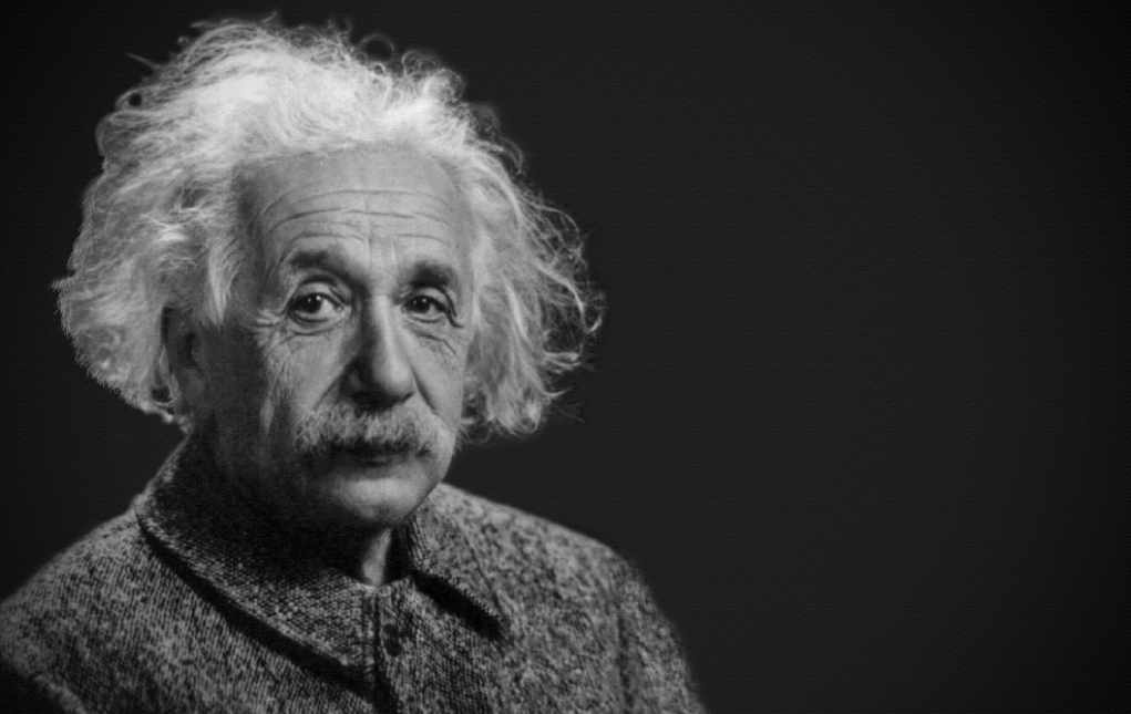 20 inspirerende en mooie quotes van Albert Einstein voor nieuwe inzichten en inspiratie
