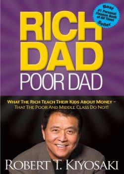 Boek Rich Dad Poor Dad
