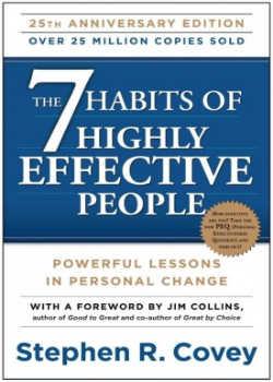Boek The 7 Habits of Highly Effective People Persoonlijke ontwikkeling