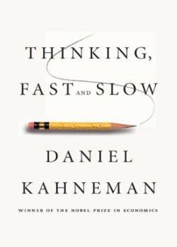 Boek thinking fast and slow daniel kahneman