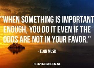 Elon Musk; 20 Waardevolle Quotes voor Inzicht en Inspiratie