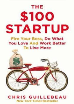 the $100 startup by chris guillebeau Boek