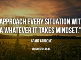20 Quotes van Grant Cardone over Mindset en Succes bereiken