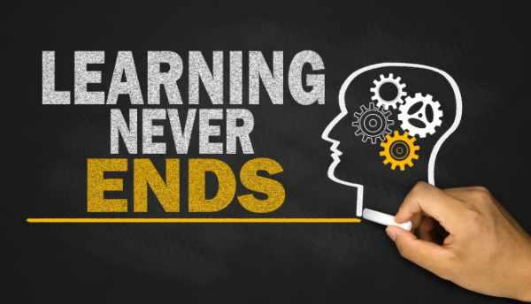 Leer nieuwe vaardigheden door altijd nieuwsgierig te zijn en leer alsof je er nog niks vanaf weet