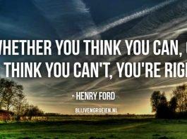 Quotes Henry Ford. De 20 beste quotes over zaken doen en succes